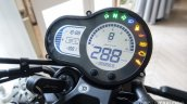 2018 Benelli Leoncino launched instrument cluster