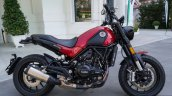 2018 Benelli Leoncino launched right side