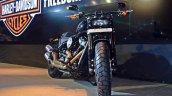 2018 Harley Davidson Fat Bob front angle view