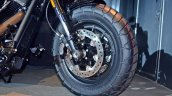 2018 Harley Davidson Fat Bob front tyre