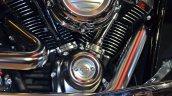 2018 Harley Davidson Fat Boy engine
