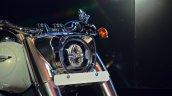 2018 Harley Davidson Fat Boy headlamp
