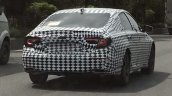 2018 Honda Accord rear three quarters China spy shot