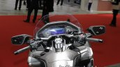 2018 Honda Goldwing cockpit at 2017 Tokyo Motor Show