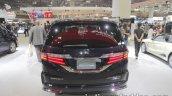 2018 Honda Odyssey (facelift) rear at the Tokyo Motor Show