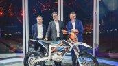 2018 KTM Freeride E-XC unveiled