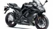 2018 Kawasaki Ninja 1000 press shot black