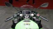 2018 Kawasaki Ninja 400 tank fairing at the Tokyo Motor Show