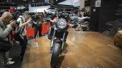 2018 Kawasaki Z900 RS front at the Tokyo Motor Show