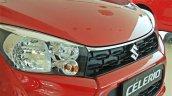 2018 Maruti Celerio (facelift) front fascia