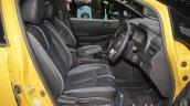 2018 Nissan Leaf interior at the Tokyo Motor Show