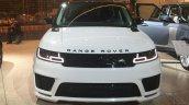 2018 Range Rover Sport front