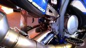 2018 TVS Apache RTR 450 rear suspension