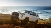 2018 Toyota 4Runner front three quarters left side