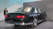 2018 Toyota Century rear three quarters right side at 2017 Tokyo Motor Show