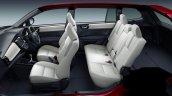 2018 Toyota Corolla Fielder WxB cabin