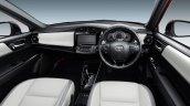 2018 Toyota Corolla Fielder WxB interior