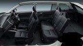 2018 Toyota Corolla Fielder cabin