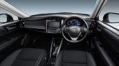2018 Toyota Corolla Fielder interior