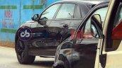 Audi Q8 left side India spy shot
