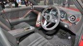 Daihatsu DN Compagno concept at the 2017 Tokyo Motor Show dashboard