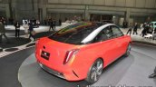 Daihatsu DN Compagno concept at the 2017 Tokyo Motor Show rear three quarters