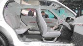 Daihatsu DN Trec Concept cabin at 2017 Tokyo Motor Show
