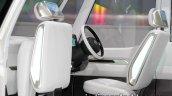 Daihatsu DN U-SPACE concept at the 2017 Tokyo Motor Show front seat