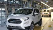 Ford EcoSport moves to Romania from India for Europe