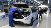 Ford EcoSport now made at Craiova, Romania