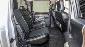 Ford F-150 (Urban Warrior 150) rear seats