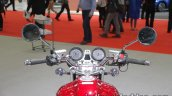 Honda CB1100 EX handlebar at the 2017 Tokyo Motor Show