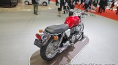 Honda CB1100 EX rear three quarters right at the 2017 Tokyo Motor Show
