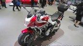 Honda CB1300 Super Boldor front three quarters left side at 2017 Tokyo Motor Show