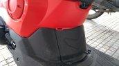 Honda Cliq Review body panel dislocated