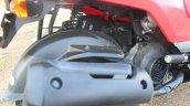Honda Cliq Review engine
