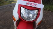 Honda Cliq Review headlamp