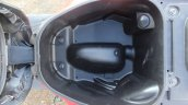 Honda Cliq Review underseat storage