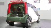 Honda NeuV concept rear three quarters right side at 2017 Tokyo Motor Show