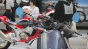 Honda Rebel 250 Custom Concept dashboard tank