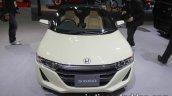 Honda S660 #komorebi edition front at the Tokyo Motor Show