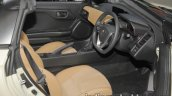 Honda S660 #komorebi edition interior at the Tokyo Motor Show