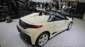 Honda S660 #komorebi edition rear three quarters right at the Tokyo Motor Show