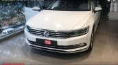 India-spec 2017 VW Passat bumper at dealership