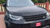 Indian-spec 2017 Land Rover Discovery exterior front fascia