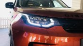 Indian-spec 2017 Land Rover Discovery headlamp