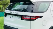 Indian-spec 2017 Land Rover Discovery rear fascia