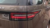 Indian-spec 2017 Land Rover Discovery tail lamp