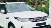 Indian-spec 2017 Land Rover Discovery