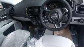 Jeep Compass petrol interior